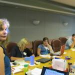Class At The Small Business Development Center