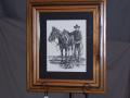 Horse & Cowboy