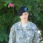 joy army military uniform